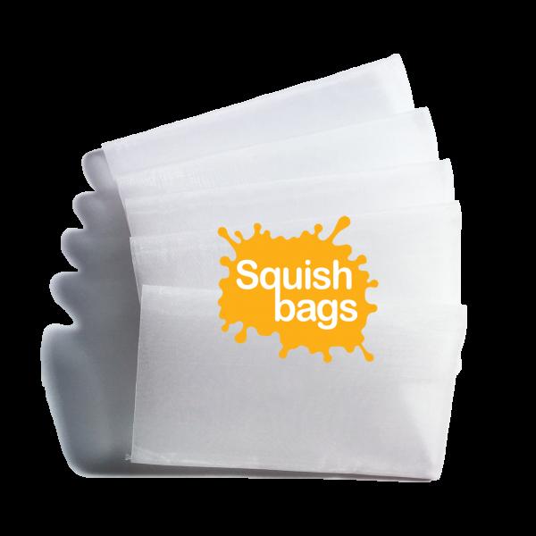 Squish Rosin Bags